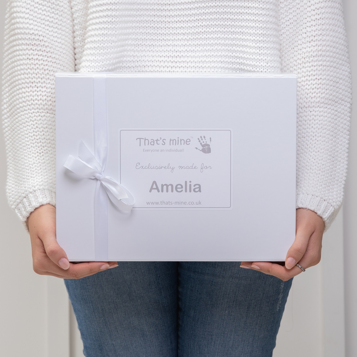 That's Mine Personalised Gift Box