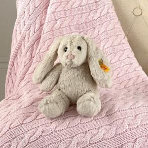 Steiff hoppie rabbit small soft toy